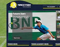 Terczynski Tennis Academy Website