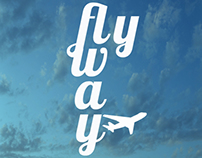 Fly Away Logo Design