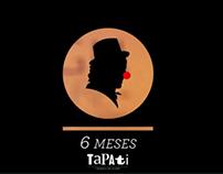 Edicion y animación 6 Meses Tapati