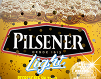 Sixpack Reciclable Pilsener Light