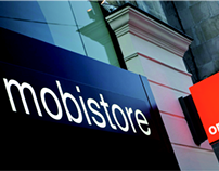 ORANGE MOBISTORE, retail design
