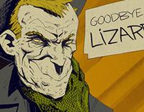 Goodbye, lizard