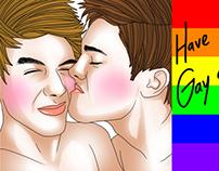 LGBT artwork