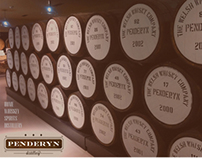 Penderyn Distillery Website