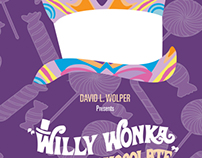 willy wonka poster
