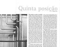 "Short Fiction: ""Quinta posição"", 2002"