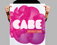 CABE branding