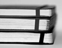 Moleskine Sketckbook 2011