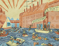 Long Live the Seaport!