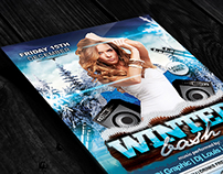 Winter Bash Party | Flyer Template