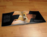 Bifold Catalog -Interior Design