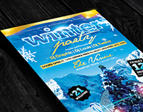 Winter Party | Flyer Template