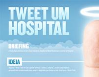 Santa Casa | Tweet a Hospital