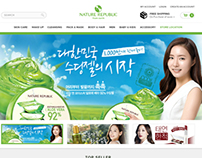 Nature Republic E-Commerce