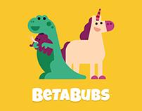 BetaBubs Play Emoji App