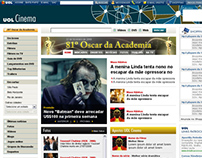 UOL - Academy Awards - Homepage
