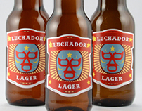 Luchador Lager - Packaging