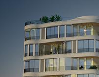 Muteena Residential Building