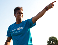 Unicef - Karina LeBlanc Visits Honduras