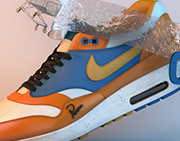 Air max 1 Albert Heijn