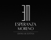 Identidad Visual Esperanza Moreno
