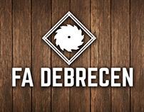 Fa Debrecen logo concept 2