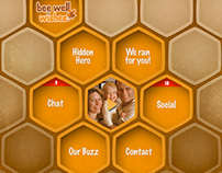 Bee Well Wishes Redesign