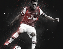 Premier League Player - Aaron Ramsey