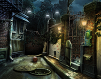 Hidden Object Games Artwork