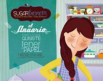Sugartremens, Anuario