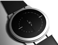 IKKU. Analogical Watch