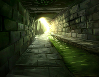 Sewer Exit