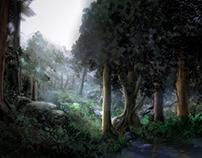 Gathering Trees