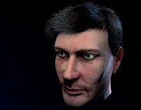 CGI - Realistic head