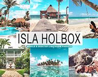 Free Isla Holbox Mobile & Desktop Lightroom Presets