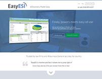 EasyEsi (Landing page Concept)