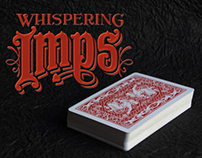 Whispering Imps Playing Cards