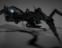 Barraki | Robotic Spider