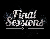 Final Sessions 13 Logo Concept