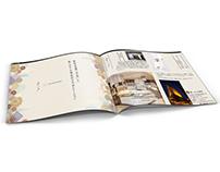 Dai-Ichi Hotel Tokyo & Kuya collaboration booklet