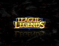 RIOT Games - The League of Legends - Noites de Tormento