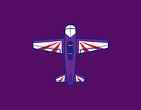 FLIPS / Aviones