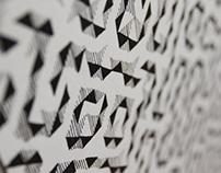 3x3x3 Grid Pattern