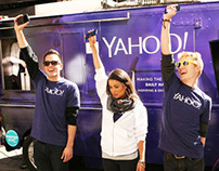 Yahoo at Ad Week