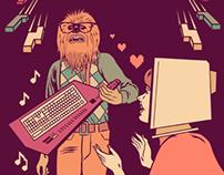 Ilustracional 2013 Geeks