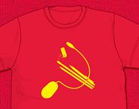 """Tiago Almeida """"Criativismo"""" T-shirt"""
