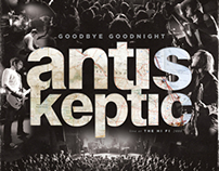 Antiskeptic - Goodbye Goodnight DVD