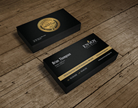President's Club Business Cards