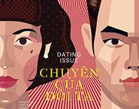 Barcode Magazine - Dating Issue