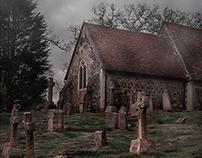 A Few Lovely Graveyards For Halloween